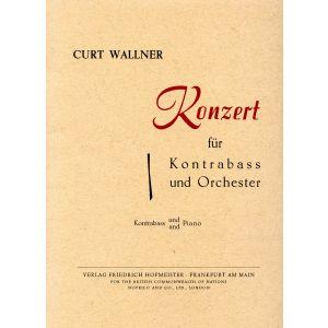 Curt Wallner: Konzert