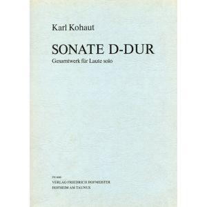 Karl Kohaut: Sonate D-Dur