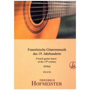 Französische Gitarrenmusik des 19. Jahrhunderts
