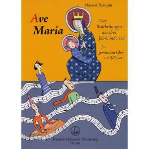 Ave Maria. Vier Bearbeitungen aus drei Jahrhunderten