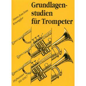 Hans-Joachim Krumpfer: Grundlagenstudien