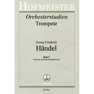 Händel-Studien, Heft 2: Oratorien, Instrumentalkonzerte
