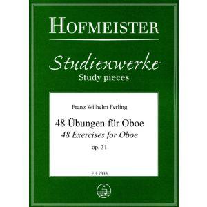 Franz Wilhelm Ferling: 48 Übungen, op. 31