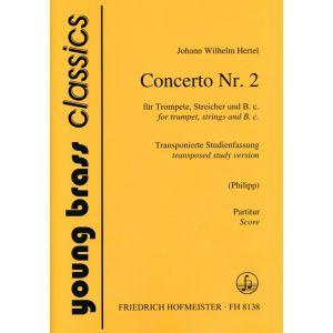 Concerto Nr. 2 / Partitur