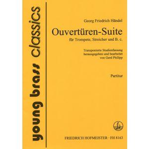Ouvertüren-Suite / Partitur